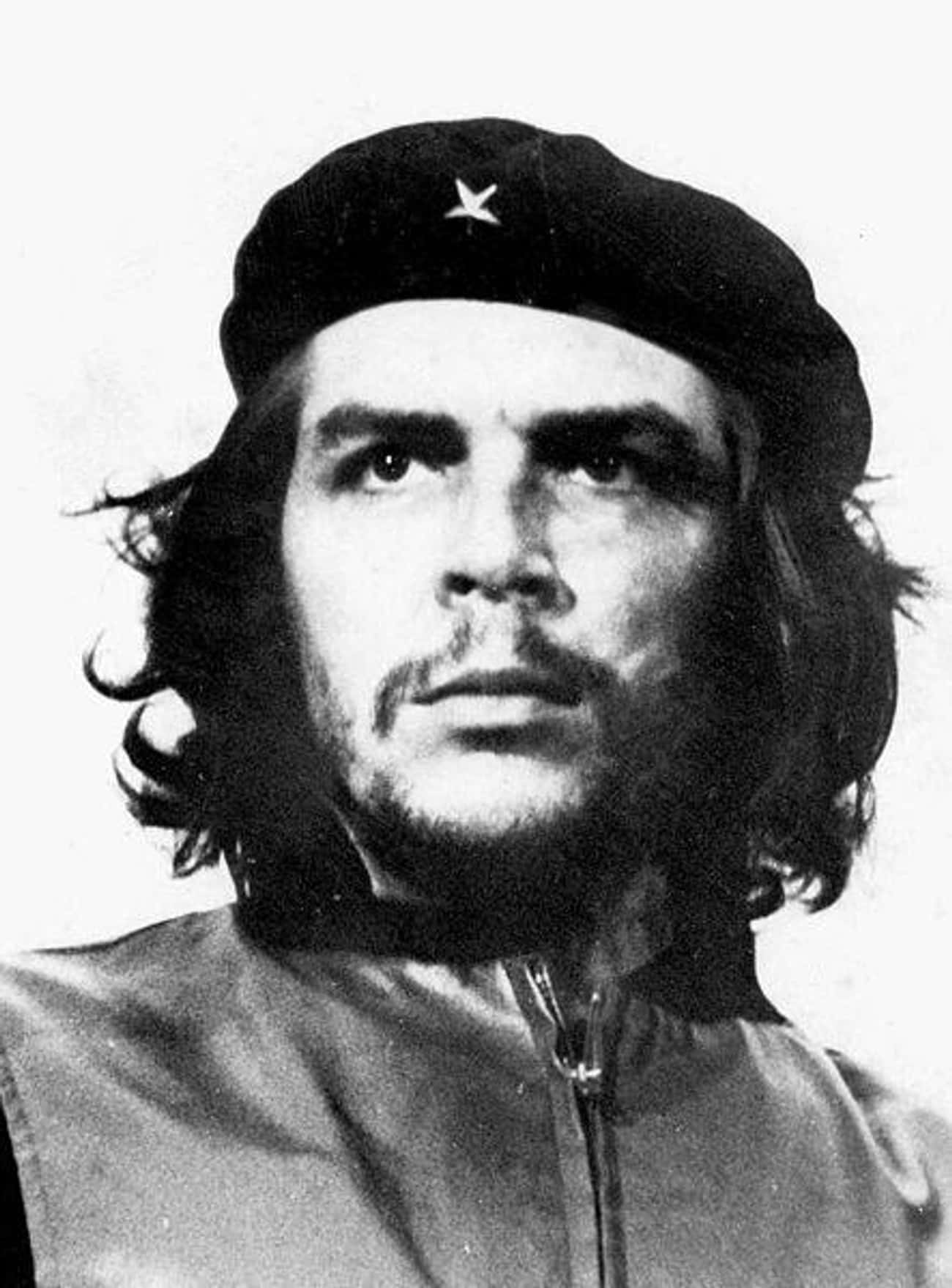 Che Guevara is listed (or ranked) 2 on the list Famous People Born in 1928