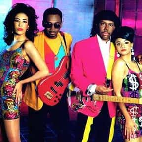 CHIC is listed (or ranked) 15 on the list The Best Funk Rock Bands of All Time