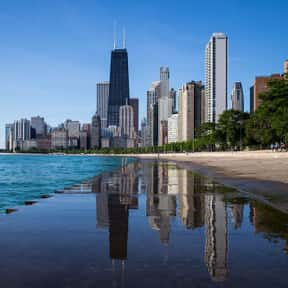 Chicago is listed (or ranked) 1 on the list The Best US Cities for Architecture