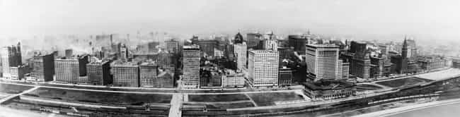 Chicago is listed (or ranked) 5 on the list Stunning Aerial Photography of Early Cities Like You've Never Seen Them Before
