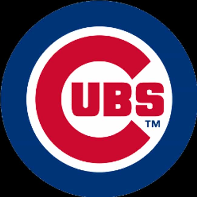 Chicago Cubs is listed (or ranked) 3 on the list Best Current MLB Primary Logo