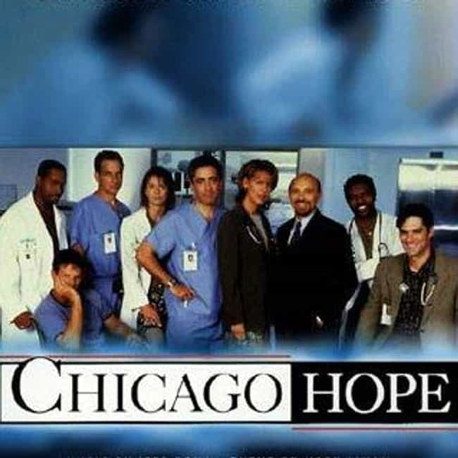 Chicago Hope is listed (or ranked) 3 on the list The Best 1990s Medical TV Shows