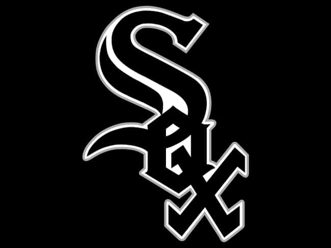 Chicago White Sox is listed (or ranked) 4 on the list The Coolest Baseball Team Logos Of All Time