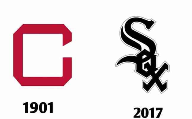 Chicago White Sox is listed (or ranked) 4 on the list The Fascinating Evolution Of Sports Team Logos