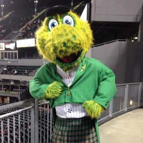 Southpaw is listed (or ranked) 22 on the list The Best Mascots in Major League Baseball