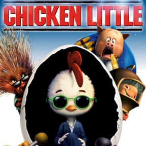 Chicken Little is listed (or ranked) 12 on the list The Best Alien Movies Streaming On Netflix