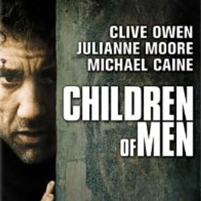 Children of Men is listed (or ranked) 3 on the list The Best Ed Westwick Movies