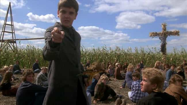 Children of the Corn is listed (or ranked) 4 on the list Pretty Good Horror Movies That Make You Never Want To Be A Parent