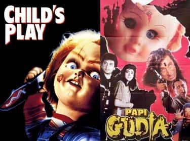 Child's Play (1988)/Papi Gudia (1996)