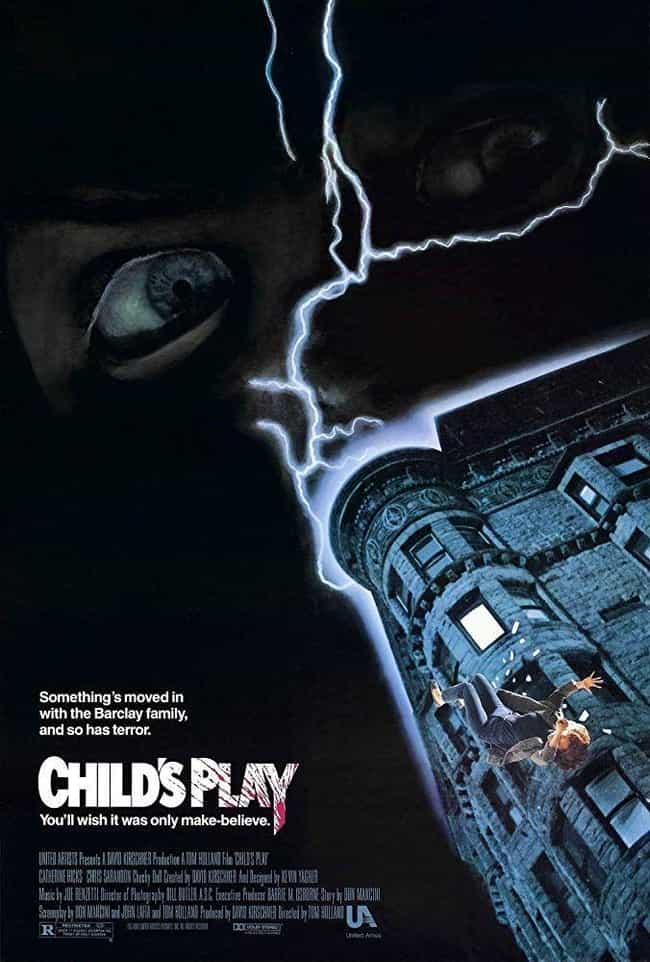 Child's Play is listed (or ranked) 2 on the list Every Movie In The 'Child's Play' Franchise, Ranked