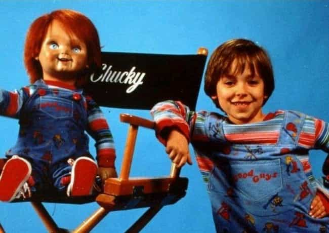 Child's Play is listed (or ranked) 3 on the list The True Stories Behind Well-Known Scenes of Movie Violence