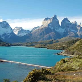 Chile is listed (or ranked) 8 on the list The Best Countries for Mountain Climbing