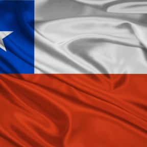 Chile is listed (or ranked) 23 on the list Nations That Are 'Against' Death Penalty