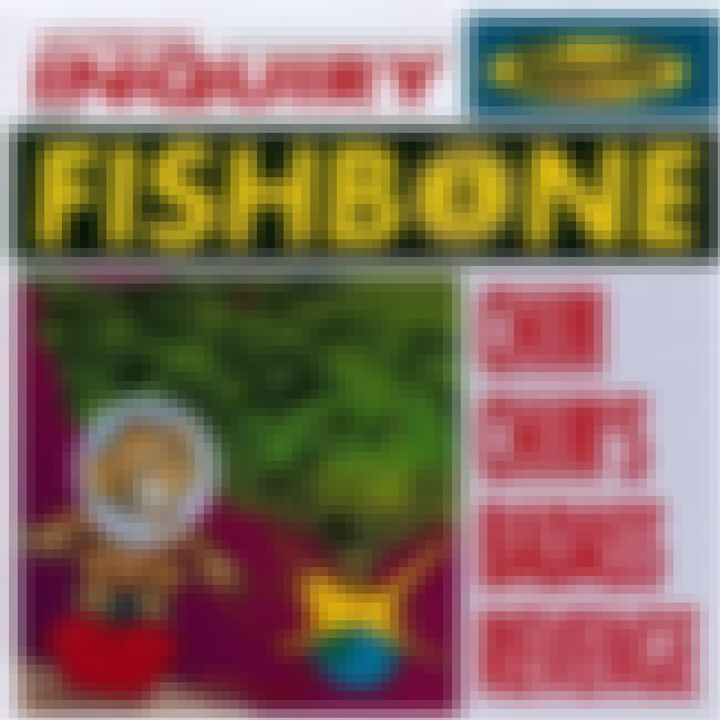 Chim Chim's Badass Revenge is listed (or ranked) 3 on the list The Best Fishbone Albums of All Time