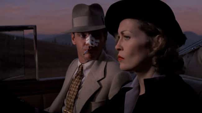 Chinatown is listed (or ranked) 4 on the list 12 Great Movie Heroes That Should Have Stayed Home