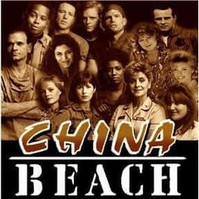 China Beach is listed (or ranked) 14 on the list The Best Military TV Shows