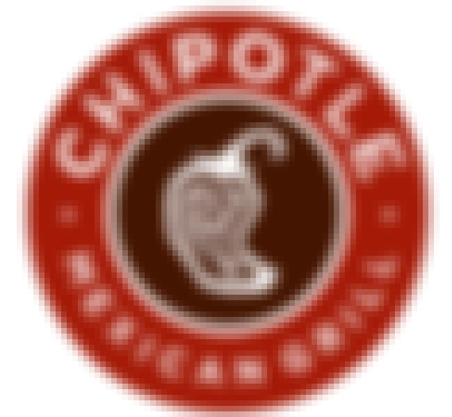 Chipotle Mexican Grill is listed (or ranked) 3 on the list The Top Fast Food Brands