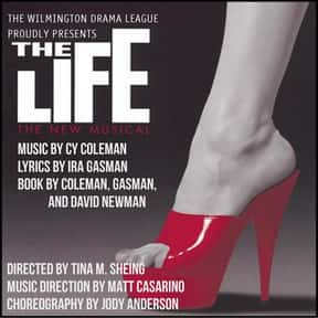 The Life is listed (or ranked) 9 on the list The Best Broadway Musicals of the 90s
