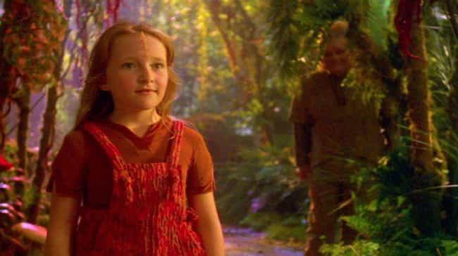 Once Upon a Time is listed (or ranked) 4 on the list The Worst Star Trek Holodeck Episodes