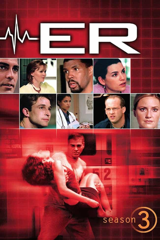 ER, Season 3 is listed (or ranked) 3 on the list The Best Seasons of 'ER'