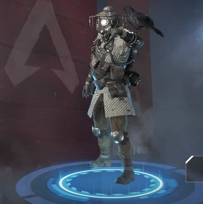 Tight Rope is listed (or ranked) 4 on the list The Best Bloodhound Skins In 'Apex Legends'