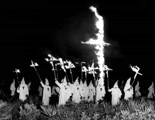 Ku Klux Klan is listed (or ranked) 1 on the list 18 Ways Racism Was Kept Alive In America After The Civil War