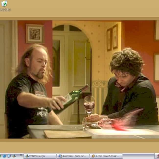 Grapes of Wrath is listed (or ranked) 1 on the list The Best Black Books Episodes