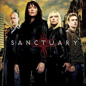 Sanctuary is listed (or ranked) 12 on the list The Best Cryptozoology TV Shows