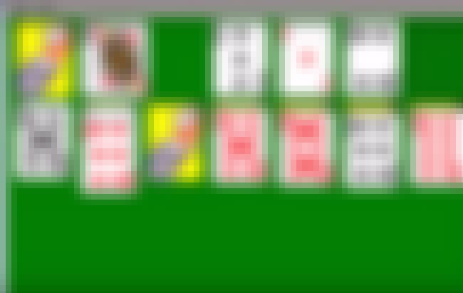 Solitaire is listed (or ranked) 3 on the list All 10 Old Microsoft Windows Games from the '90s, Ranked