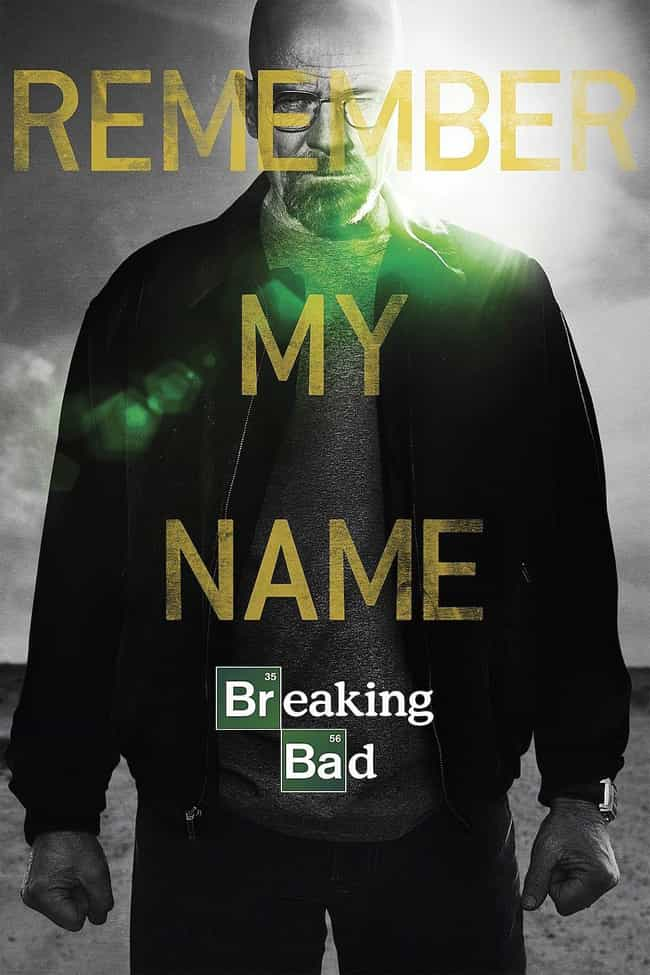 Breaking Bad - Season 5 is listed (or ranked) 1 on the list Rank the Seasons of 'Breaking Bad'