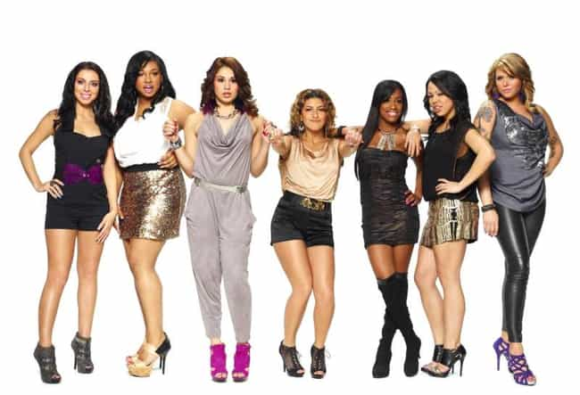 The Bad Girls Club - Sea... is listed (or ranked) 2 on the list The Best Seasons of 'Bad Girls Club'