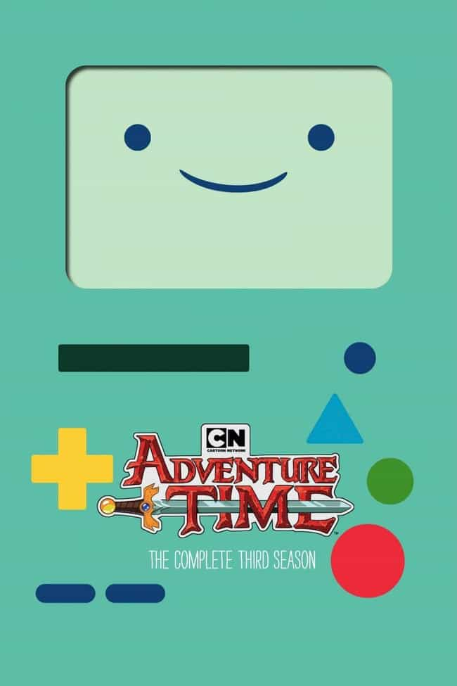Adventure Time - Season ... is listed (or ranked) 3 on the list The Best Seasons of 'Adventure Time'