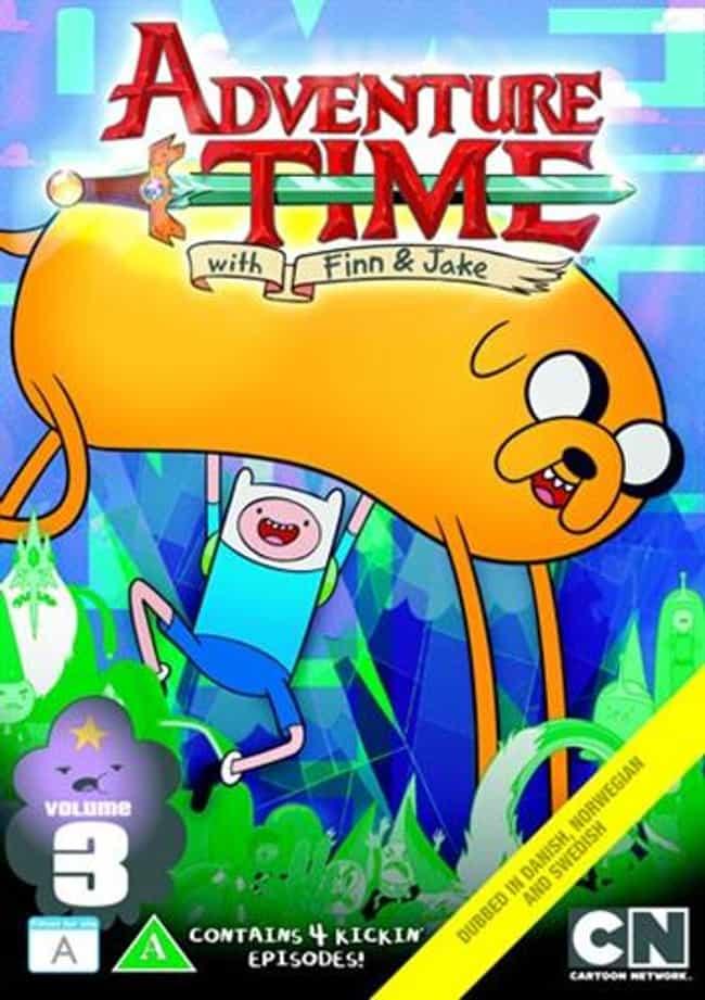 Best Season of Adventure Time  List of All Adventure Time Seasons Ranked