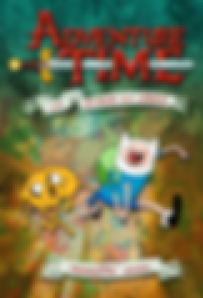 Adventure Time - Season 4 is listed (or ranked) 2 on the list The Best Seasons of Adventure Time