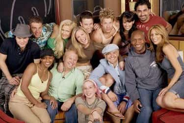 Big Brother - Season 7 is listed (or ranked) 2 on the list The Best Seasons of 'Big Brother'