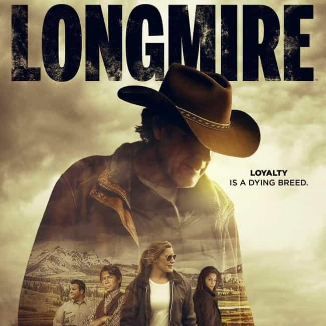 Longmire is listed (or ranked) 2 on the list The Best Recent Western TV Shows & Movies