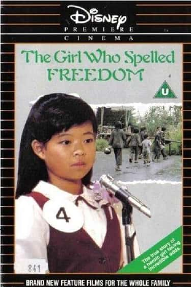 The Girl Who Spelled Freedom