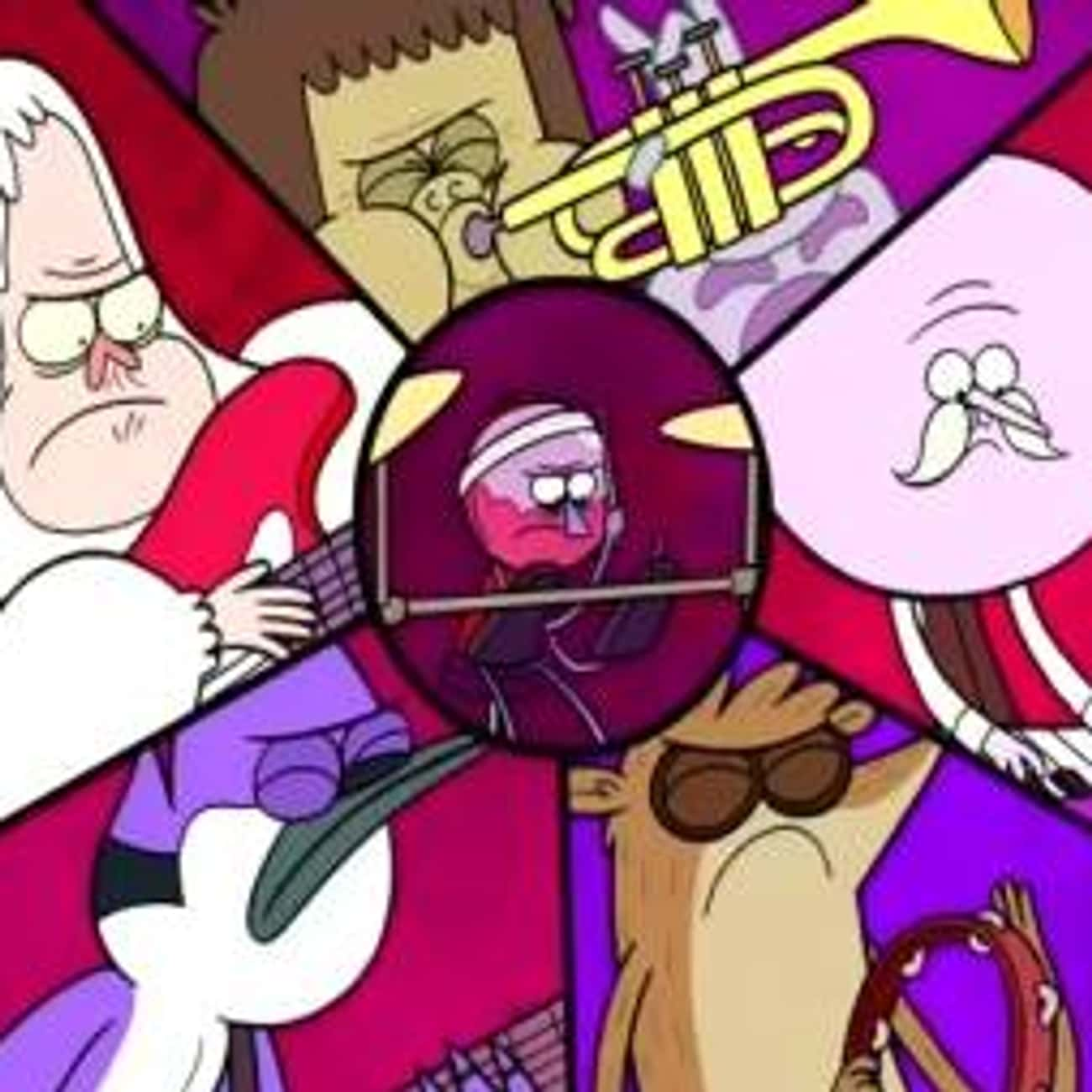 This is My Jam is listed (or ranked) 2 on the list The Best Episodes of Regular Show
