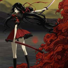 Blood-C is listed (or ranked) 24 on the list The Top Horror Anime of All Time