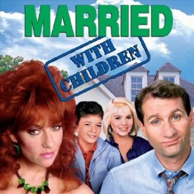 Married... with Children... is listed (or ranked) 4 on the list The Best Seasons of Married... With Children