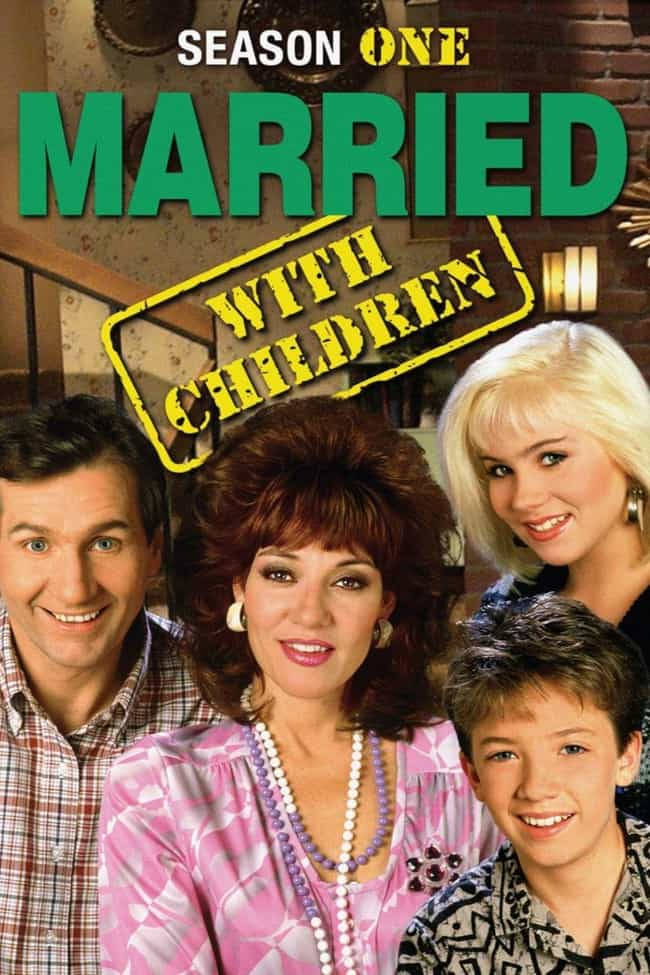 Married... with Children... is listed (or ranked) 5 on the list The Best Seasons of 'Married... With Children'