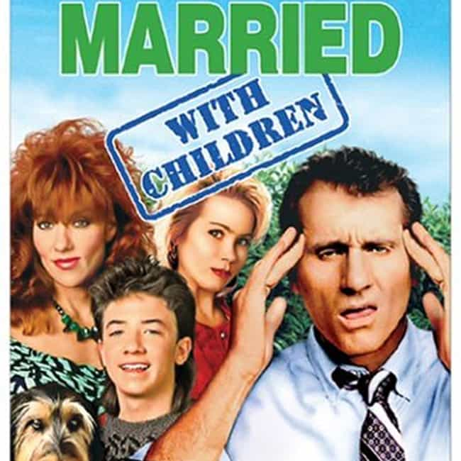 Married... with Children... is listed (or ranked) 2 on the list The Best Seasons of Married... With Children