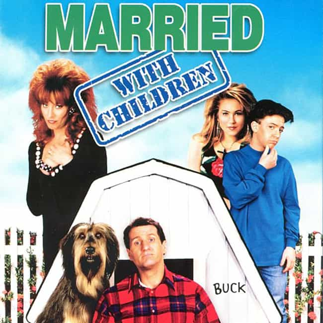 Married... with Children... is listed (or ranked) 3 on the list The Best Seasons of Married... With Children