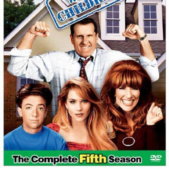 Married... with Children... is listed (or ranked) 1 on the list The Best Seasons of Married... With Children