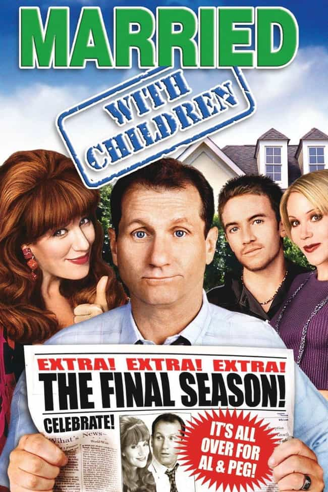 Married... with Children... is listed (or ranked) 8 on the list The Best Seasons of 'Married... With Children'