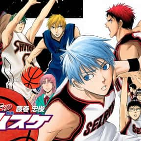 Kuroko's Basketball is listed (or ranked) 8 on the list The Best Anime To Watch While Working Out