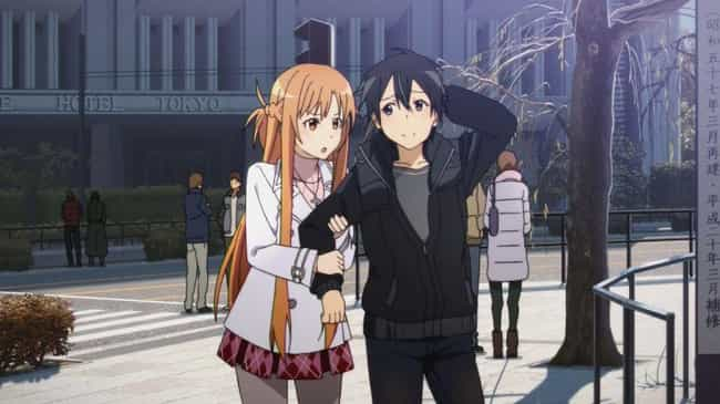 Sword Art Online is listed (or ranked) 3 on the list The 15 Best Action Romance Anime You Need To Watch
