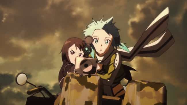 Sword Art Online is listed (or ranked) 3 on the list The 14 Best 'Battle Royale' Moments in Anime History