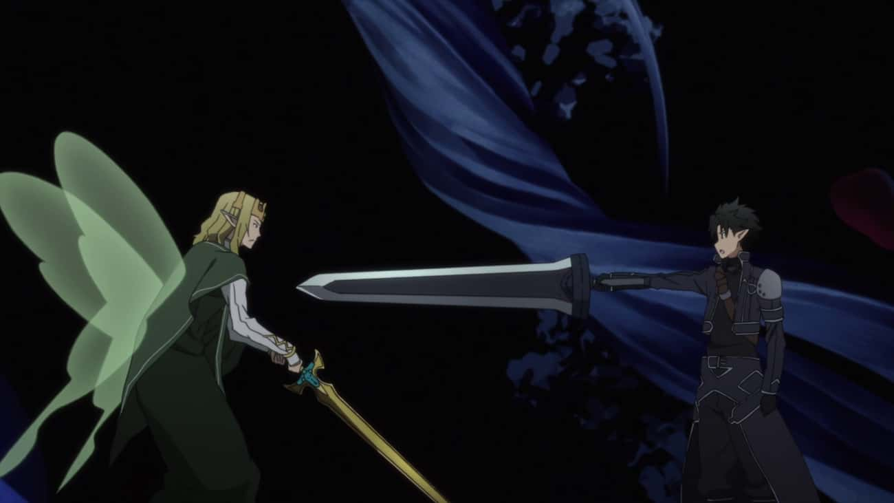 Sword Art Online is listed (or ranked) 1 on the list 14 Anime With Super Strong Plot Armor That Can Get Annoying