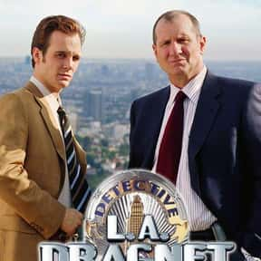 L.A. Dragnet is listed (or ranked) 18 on the list The Best Dick Wolf Shows and TV Series